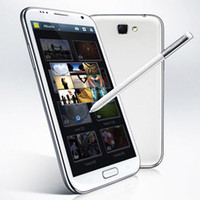 Wholesale N7100 Inch WiFi Android Dual SIM MTK6515 efit i9500 Unlocked Note II Smart S4 Cell Phone