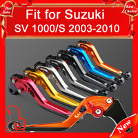 Wholesale Brand new Brake clutch lever for SUZUKI SV S with hot sale