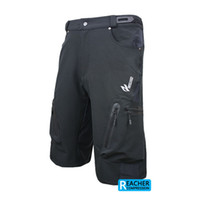 Wholesale 2013 arsuxeo spring mens outdoor sports cycling bike bicycle shorts ar1202 black