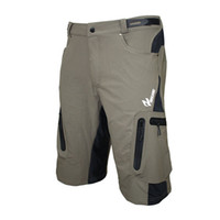Wholesale 2013 arsuxeo spring mens outdoor sports cycling bike bicycle shorts ar1202 grey