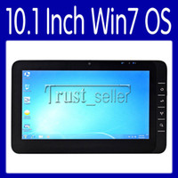 Wholesale Winpad H10T G Tablet Atom N455 Windows OS Inch Capacitive Screen flat computer