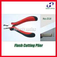 Wholesale No glasses eyeglass rimless optical frame flush cutting plier hand tool