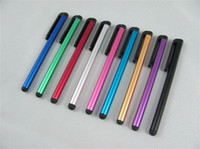 Wholesale 50pcs Capacitive Touch Screen Stylus Pen for Capacitive Cell Phone Tablet PC