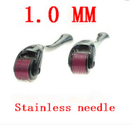 Wholesale 1piece Medical stainless steel needles derma roller micro needle Derma roller MM