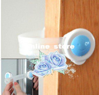 Wholesale 20x Bendy Door Drawers Safety Lock For Child Kids Baby D95