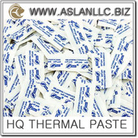 Wholesale 5000 Package per HQ Heatsink Compound thermal pastes grease for CPU and Xbox GPU RROD repair