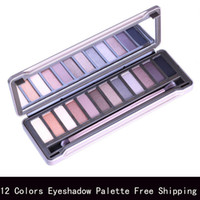 Wholesale High Quality Make up Naked Eyeshadow Palette colors Without Lip Junkie