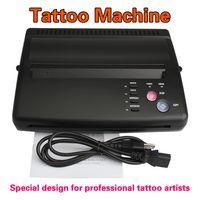 Wholesale Best Price Pro Tattoo Copier Supplies Stencil Maker Transfer Machine Flash Thermal