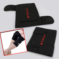 Wholesale Best Price pairs Spontaneous Heating Magnetic Therapy Knee Brace Support Belt Protection