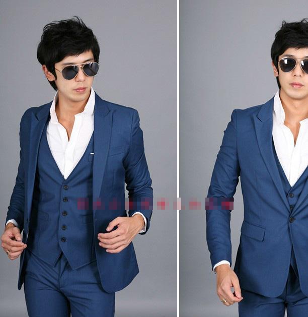 Mens Blue Suit Wedding Blue Men 39 s Suits Wedding Suits