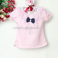 Girl discount items - Discount items Baby Girl s T shirt Beautiful Princess Shirts New Girl Clothes Top Children Wear