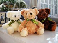 Wholesale Teddy Bear bow tie bears plush doll Stuffed Animals Plush Toys cm