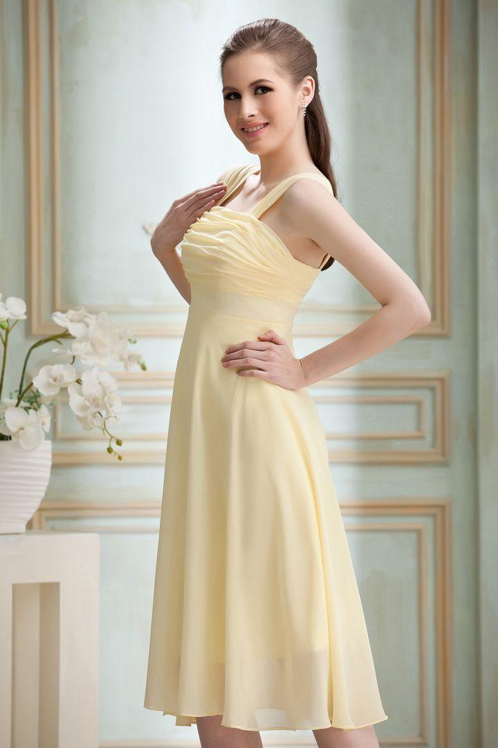2013 Best Selling Simple Beautiful Chiffon Prom Dresses Junior ...