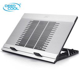 Wholesale Aeolus N9 notebook cooler cooling pad inch Laptop Cooling Rack for macbook pro air