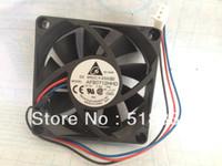 Copper amd original cpu cooler - Original Delta cooling fan cm AFB0712HHD V A three wire CPU fan