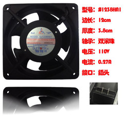 Wholesale Original SANJUN V A SJ1238HA1 Axial fan Double ball Cooling fan