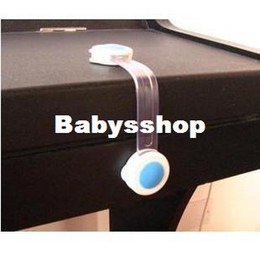 Wholesale Long drawer kitchen cabinet child safety lock
