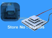 Wholesale peltier stage TEC4 A V W Thermoelectric Cooler modules Manuf