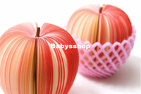 Wholesale Freeshipping Fruit note pads Office culture and educationFive kinds of style