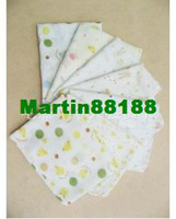 Wholesale Long scarf Nishimatsu house double printing cotton gauze handkerchief bib towel bath towel