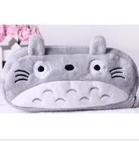 Wholesale My Neighbour Totoro Plush Pen Pencil BAG Pouch Case Packs Pendant Cosmetic amp Beauty Pouch Bag Case