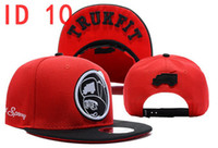 Wholesale Hot selling TRUKFIT Boys Snapback caps hats styles