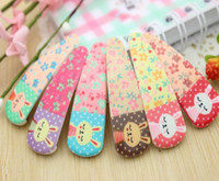 Hair Clips bb printing - Lovely happy bunny BB clamp hair clip color