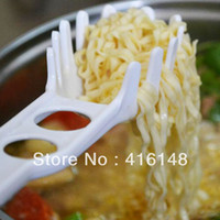 Wholesale Multifunction measuring Egg Noodles Spaghetti Server Pasta Forks Spoon
