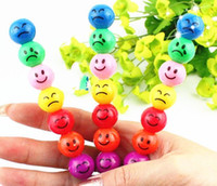 Wholesale Stationery Colorful WaterColor Brush Smiley Cartoon Pens Pencil Markers Children s Toys Gifts