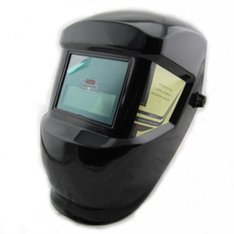 Wholesale Auto darkening electric welding mask welding helmet welder cap for welding machine