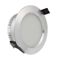 7W aluminum can lights - W LED downlight Can be customizd dimmable celling light Warranty year SMDL