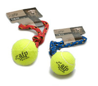 Wholesale New AFP even rope tennis dog toys cat toy