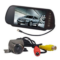 Car Camera backup camera system - car dvr Car Rearview Mirror Monitor Rear View Backup Camera System