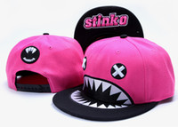 Wholesale New Shark SNAPBACK HATS Snapback Hat Cap Hiphop Shark Cap freeshipping