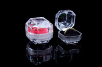 Wholesale 40Pcs Cheap Cute Strong Ring Earrings Bracelet Trinket Crystal Jewelry Boxes