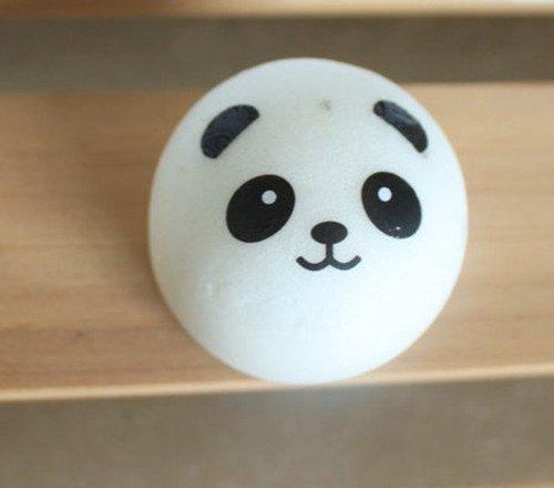 Face Cartoon Cartoon Panda Face Wholesale