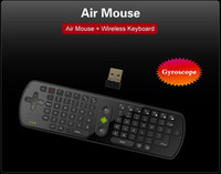 Wholesale tracking number Rc11 android hd player wireless mouse keyboard remote control