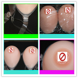 Wholesale Breast forms Made of high quality silicone gel Easy to wash