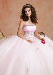 Wholesale Hot sale Tull Ball Gown Quinceanera Dress With Beading And Jacket MG126