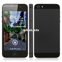Wholesale ChaingJiang A5000 MTK6577 Dual core inch Capacitive Android Smart cell phone WIFI G
