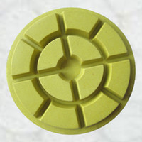 Wholesale Very Thick Diamond Floor Abrasive Pad for marble granite and concrete floor Polishing Floor Pad