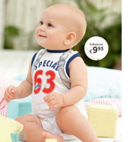 TUTU Christmas Boy Children clothing The summer wear sleeveless clothes and baby clothes, baby ha clothes 014