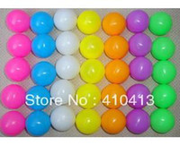 Wholesale Table Tennis Balls Ping Pong Balls Ping Pong Big Balls For Lottery Activity