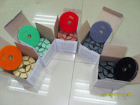 Wholesale Marble Floor Polishing Pads Diamond floor abrasive polishing pads Wet Floor Polishing Pads