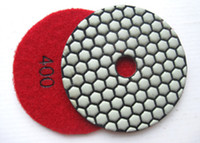 Wholesale Diamond Dry Polish Pad Used in hand polishing machine Polishing Diamond Pad for Stone grinding