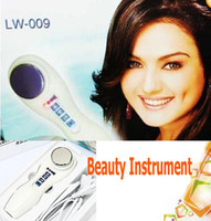 Wholesale New Mhz Facial Body Ultrasound Ultrasonic BH Beauty Massager Pain Therapy