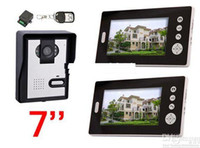 Wholesale hot Wireless Video Door Phone Audio Visual Intercom Monitors in Hz usefully door phone