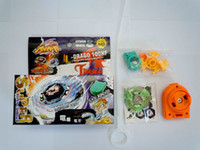 Wholesale Hot beyblade metal fusion mixed deliver SUPER GYRO Beyblade88001