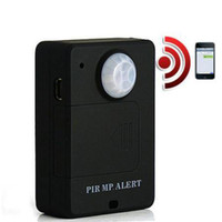 PIR sensor    Wireless PIR Sensor GSM Alarm Alert Motion Detection Monitor Remote Control
