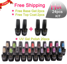 Wholesale HOT sale uv gel nail polish color gel nail polish gel nail kit brand new